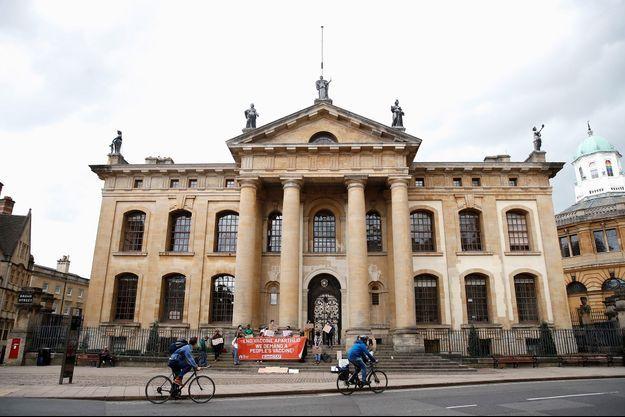 L'université d'Oxford