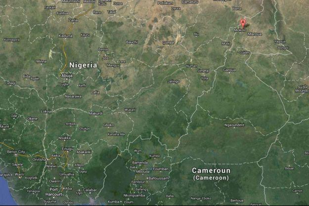 Le prêtre se trouvait près de Koza dans l'extrême Nord du Cameroun.