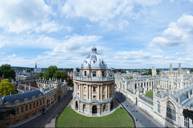 Université d'Oxford.