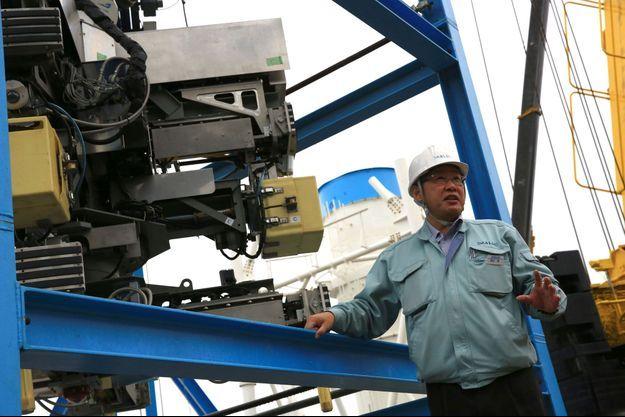 Un robot va être envoyé dans la centrale de Fukushima.