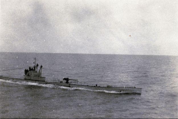Un sous-marin allemand durant la Première guerre mondiale (image d'illustration).
