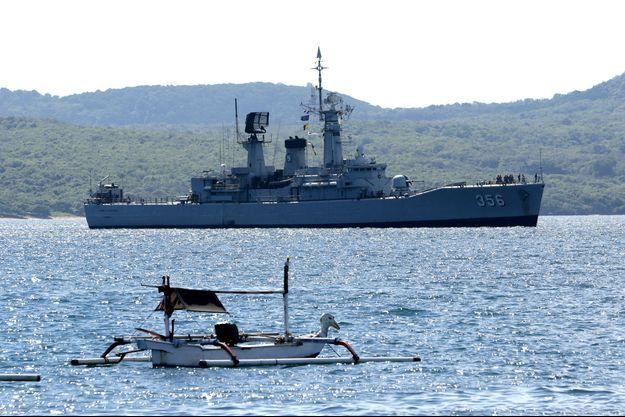 Les recherchent s'intensifient pour retrouver le sous-marin disparu.