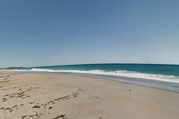 Wooli Beach.