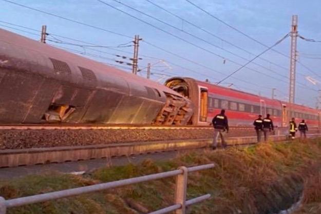 Image de l'accident diffusée par la police.