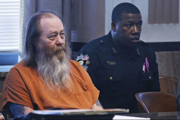 William Lewis Reece au tribunal.