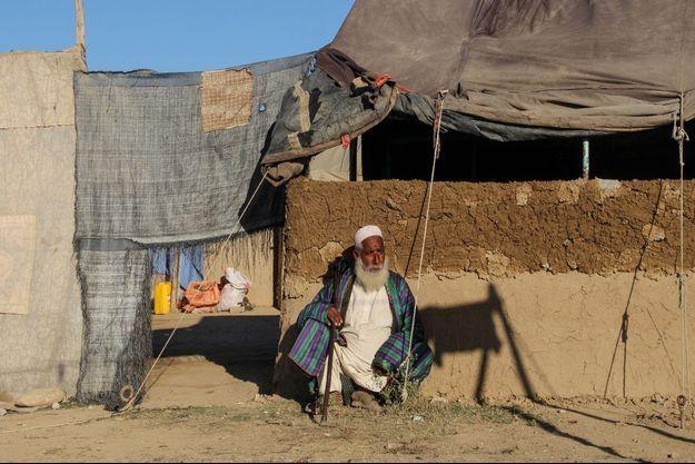 Khost, en Afghanistan, en décembre 2019.