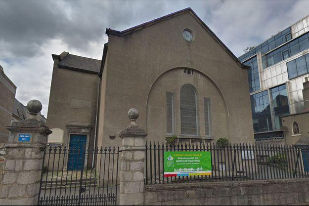 Eglise St Michan, à Dublin.