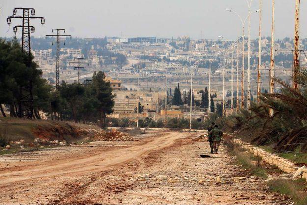 Des soldats syriens, en février 2020 (image d'illustration).
