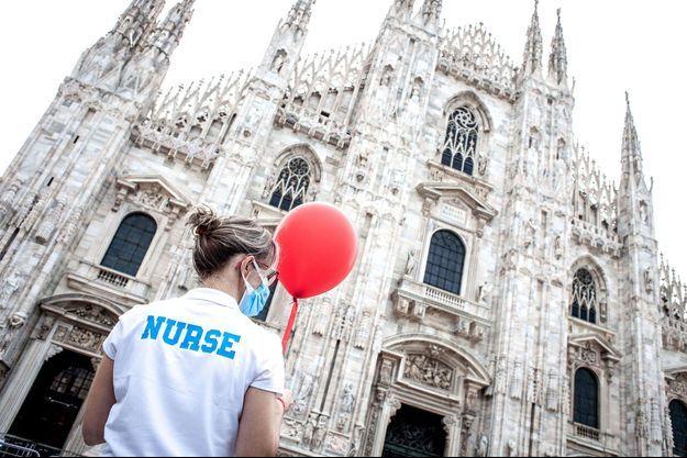 Photo prise à Milan.