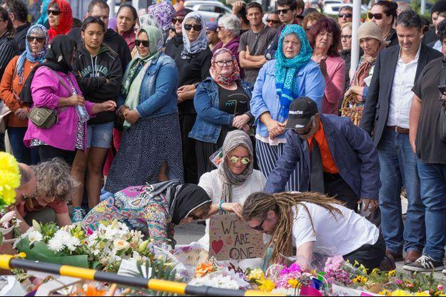 La Nouvelle-Zélande a rendu hommage aux victimes de Christchurch.
