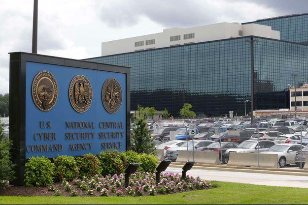 Le quartier général de la National Security Agency américaine, à Fort Meade, dans le Maryland, en 2013.