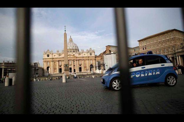Le Vatican.