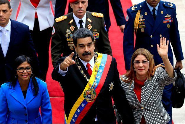 Nicolas Maduro a été réélu à la tête du Venezuela.