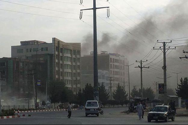 Kaboul, le 28 juillet 2019.