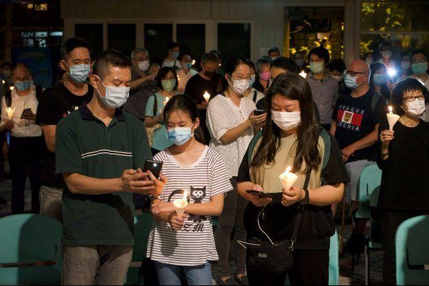 Les réseaux sociaux sont très utilisés par les militants hongkongais.
