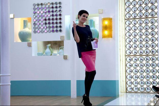 """Cristina Cordula est une juge incorruptible dans les """"Reines du Shopping"""", tous les après-midis sur M6."""