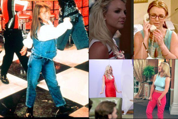 Britney Spears est une habituée du petit écran.