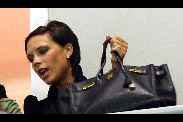 Victoria Beckham se veut une maman normale.