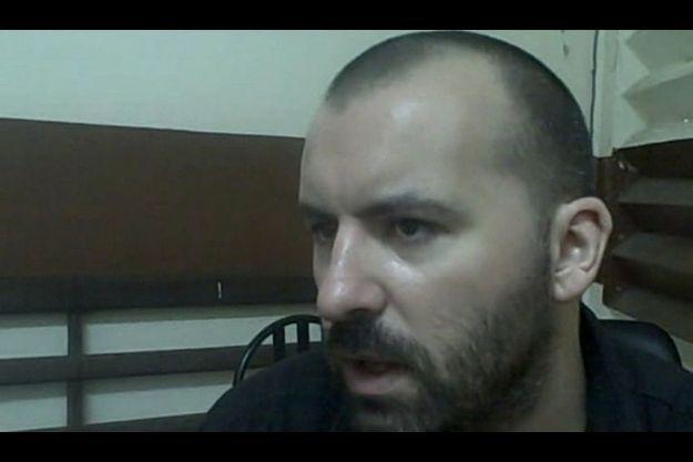 Jean-Paul Ney est emprisonné à la Maca, la maison d'arrêt et de correction d'Abidjan.