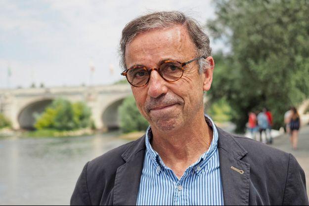 Le nouveau maire écologiste, Pierre Hurmic, ici en juillet à Bordeaux.