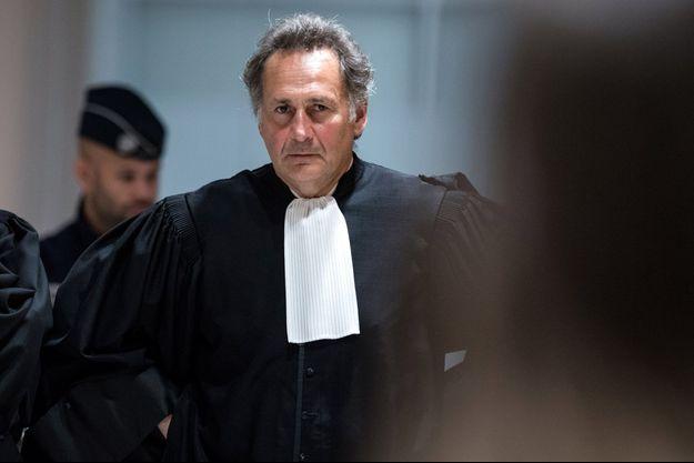 Pierre-Olivier Sur, un des avocats de Gérald Darmanin.
