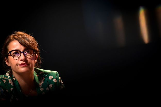 Cécile Duflot, aujourd'hui à la tête de Oxfam France, en septembre dernier à Bordeaux.