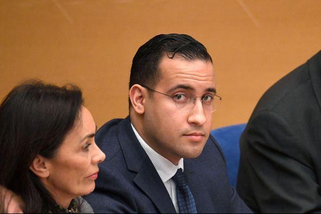 Alexandre Benalla en janvier 2019.