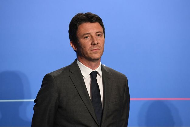 Le porte-parole du gouvernement, Benjamin Griveaux, mercredi dernier.