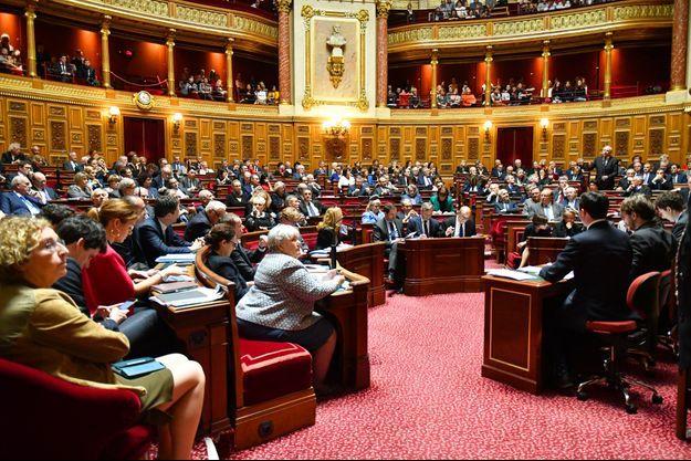 La séance de questions au gouvernement jeudi, en l'absence du Premier ministre.