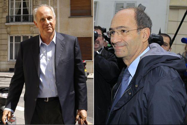 Patrice de Maistre et Eric Woerth attendent désormais la décision des juges.