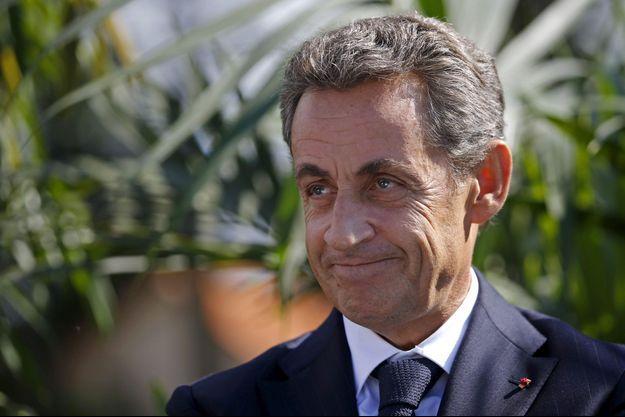Nicolas Sarkozy à La Baule, le 5 septembre.