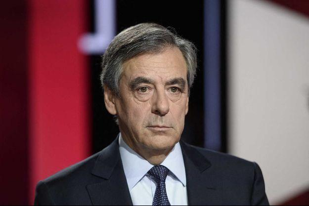 François Fillon sur France 2, en janvier 2020.