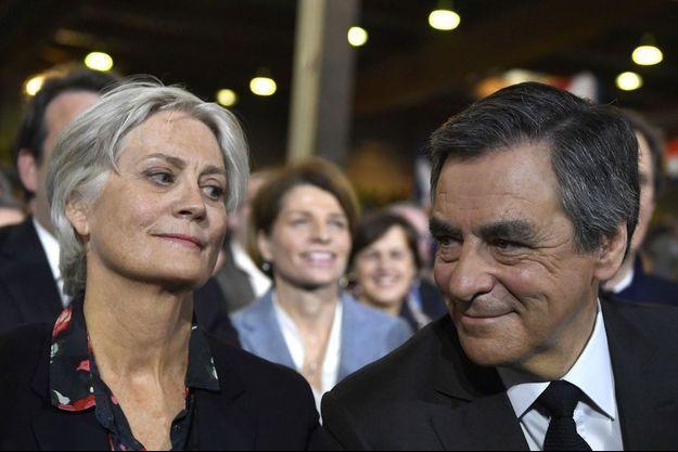 Penelope et François Fillon