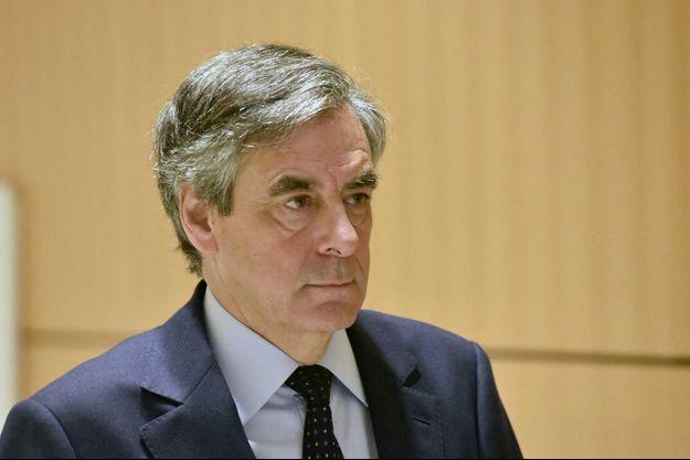 François Fillon, en mars 2020.