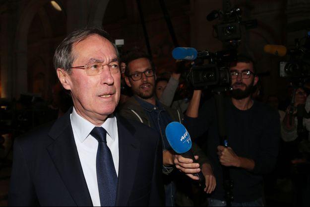 Claude Guéant en septembre 2015.