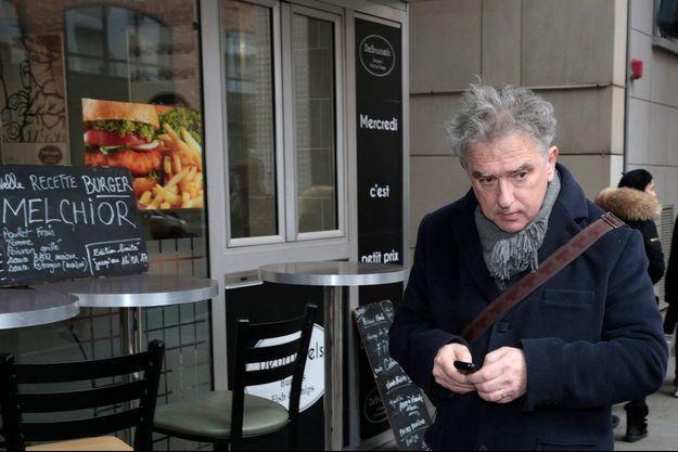 Michel Crépu a été entendu vendredi par les enquêteurs de la police judiciaire.