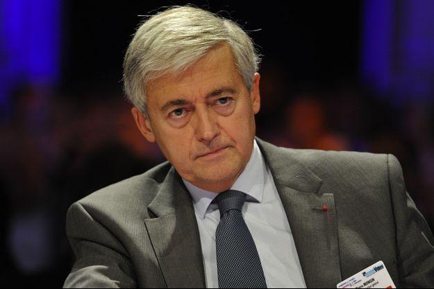 Le patron de la RATP, Pierre Mongin, en 2013.