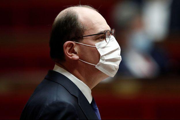 Jean Castex, jeudi à l'Assemblée nationale.