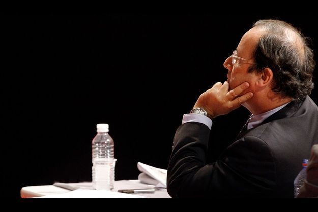 François Hollande s'est déja tourné vers 2012 et la perspective de l'élection présidentielle