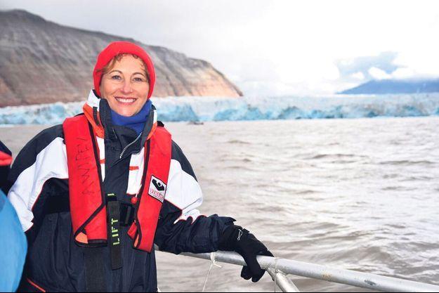En 2016, Ségolène Royal s'était rendue en Norvège pour discuter du réchauffement climatique avec ses homologues.