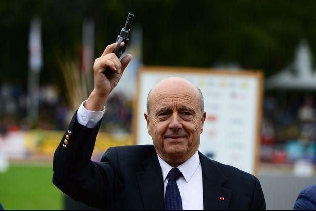 Alain Juppé avait tiré le coup d'envoi du Décastar à Talence, dans l'agglomération bordelaise le 17 septembre dernier.