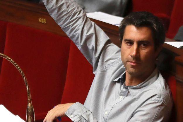 François Ruffin et les députés de la France insoumise ont quitté l'hémicycle.