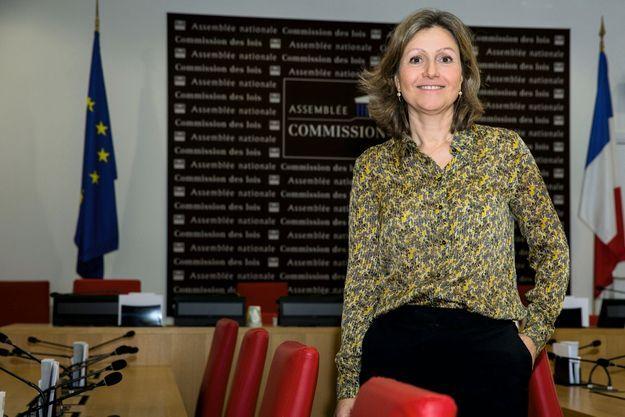 La députée, ancienne avocate pénaliste, est passée par le PS avant de rejoindre LREM.