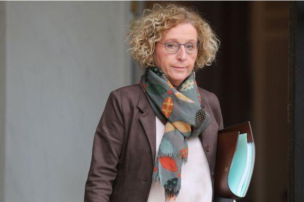 Muriel Pénicaud à l'Élysée, en décembre 2018.