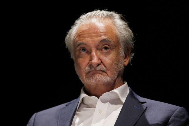 Jacques Attali, en septembre dernier.