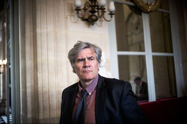 Stéphane Le Foll à l'Assemblée nationale en 2018.