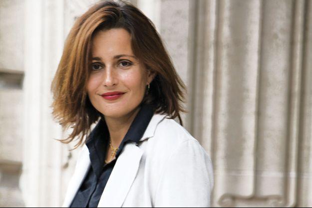 """Aurélie Gros, fondatrice de """"La France vraiment"""", mouvement de concertation citoyenne."""