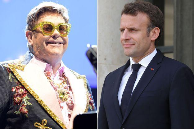 Emmanuel Macron lancera en compagnie d'Elton John un appel à la mobilisation internationale pour accroître les fonds de la lutte contre le sida, le paludisme et la tuberculose.