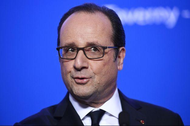 François Hollande prononcera ses derniers voeux en tant que président.