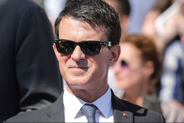 L'ex-Premier ministre Manuel Valls.